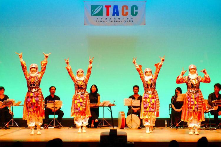トルコ伝統ダンス